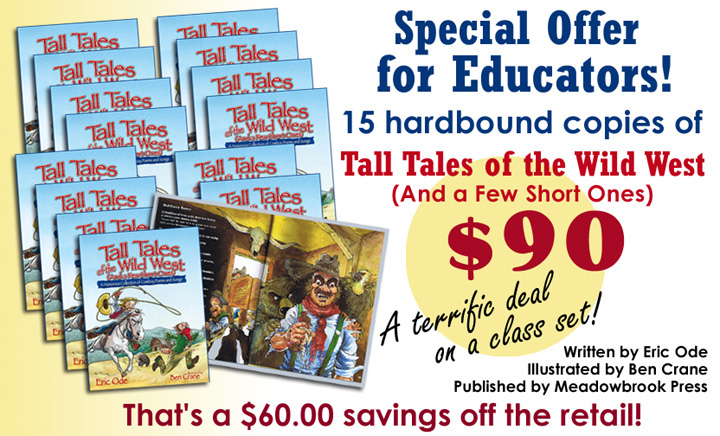 15 Tall Tales special offer